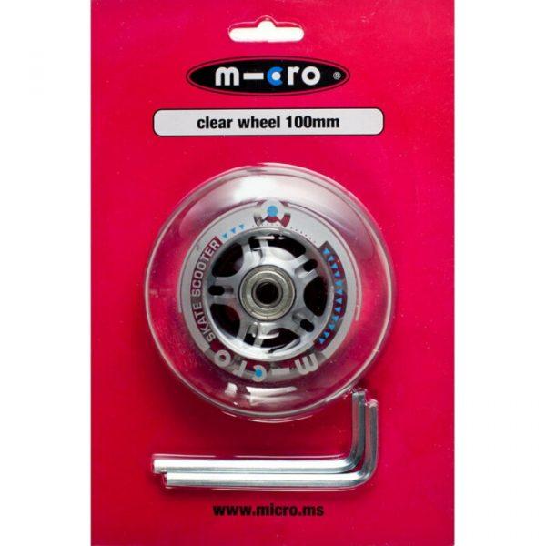Kolo prozorno 100mm – AC5003B