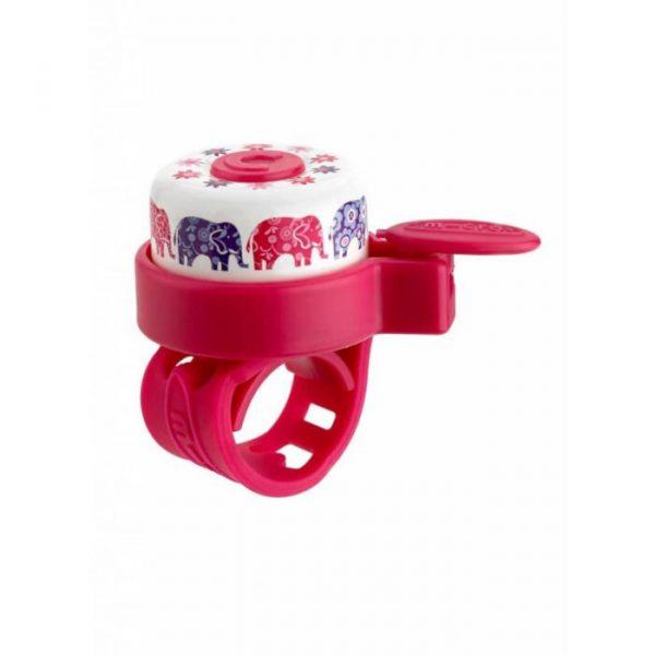 Zvonček micro potisk slončki