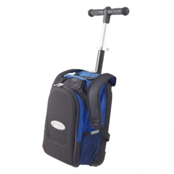 Krmilo in nahrbtnik za MAXI micro 4v1 moder