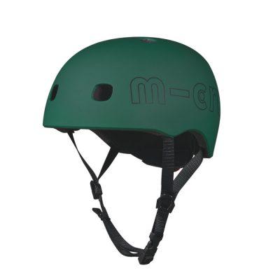 Čelada Micro PC zelena M (52-56 cm)